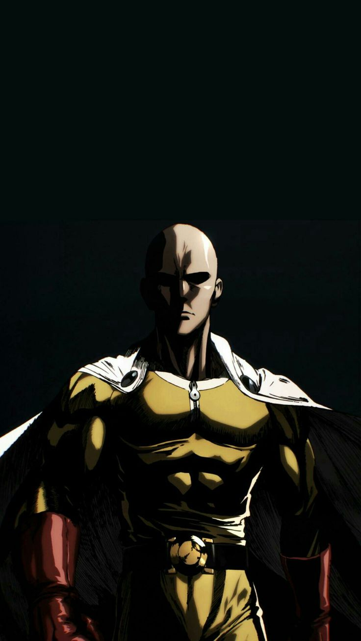 anime:One punch man