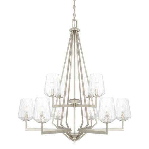 Found it at Wayfair - Selsey 10 Light Candle-Style Chandelier