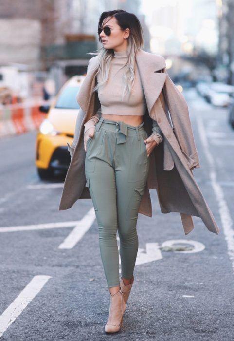 10 Tipos de Pantalones de Moda para lucir con Estilo este 2018 ... 5316cfdab458