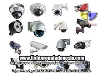 Light Group Indonesia: JENIS - JENIS CCTV ANALOG VS DIGITAL