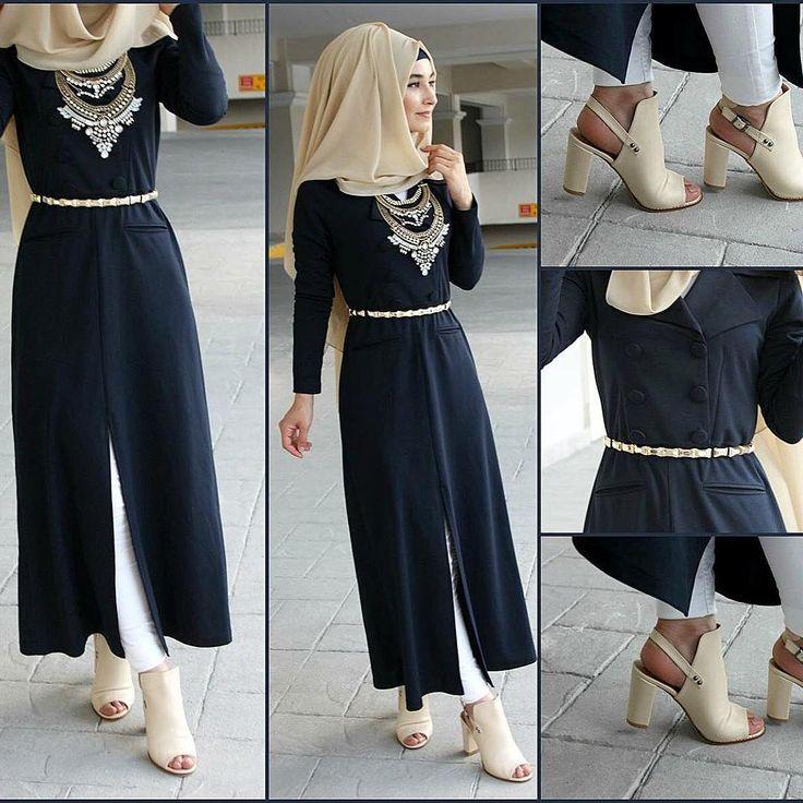 Diese Woche kommen zahlreiche neue Artikel Online Insallah :) <3 Dress / Kleid / Elbise - www.misselegance.de Pants / Hose / Pantolon - H&M Shoes / Schuhe / Ayakkabilar - Osmanbey Necklace / Kette / Kolye - in der Boutique vorhanden