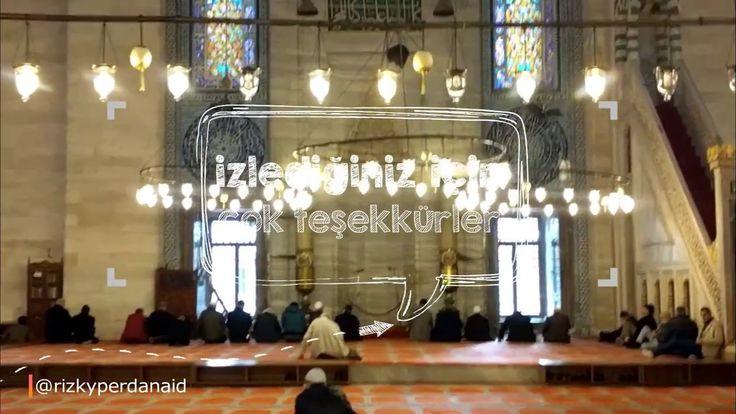 Süleymaniye Camii İstanbul Türkiye / Süleymaniye Mosque Istanbul Turkey