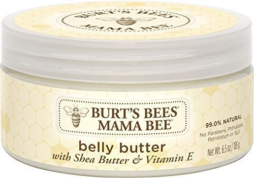 Amazon Com Burt S Bees Mama Bee Belly Butter Fragrance Free