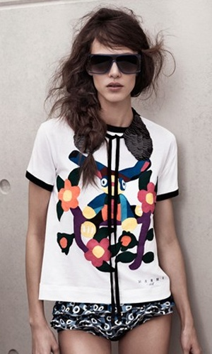 Marni for HM t-shirt