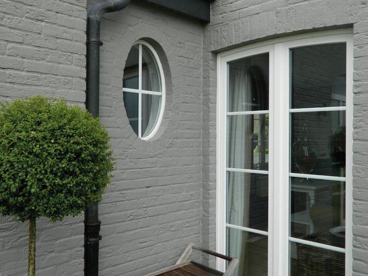 25 beste idee n over buitenkant huis verven op pinterest - Peinture de facade exterieur prix ...