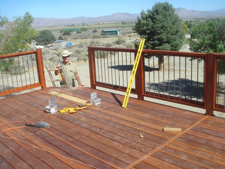 Rebar Deck Railing Google Search Deck Railings Deck