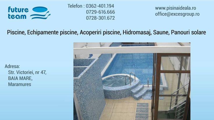 Constructii piscine din beton, firma specializata pe proiectare si contr...
