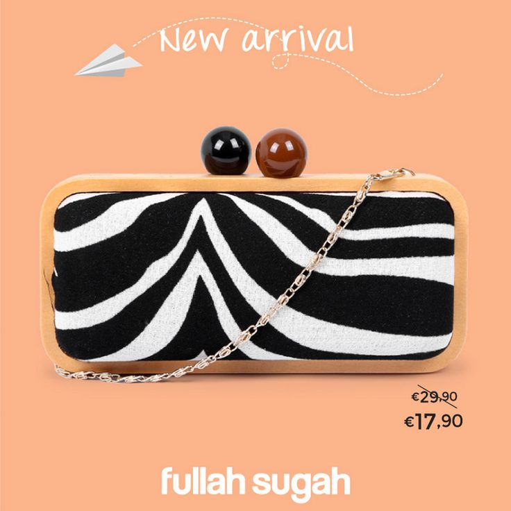 New Arrival by FULLAHSUGAH Η λεπτομέρεια που θα κάνει τη διαφορά! #sales #bags #trends #style