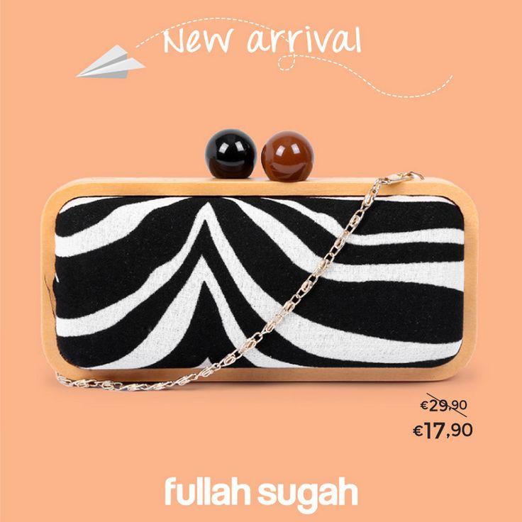 New Arrival by FULLAHSUGAH Η λεπτομέρεια που θα κάνει τη διαφορά! #sales #bags #trends #style