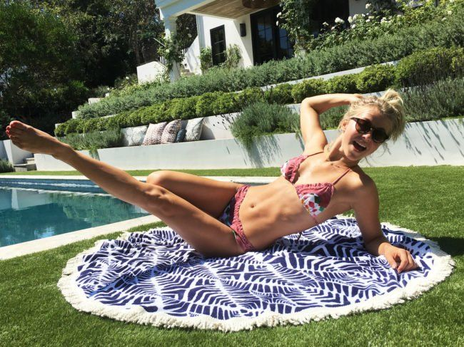 TRENDING: This Is What It Takes To Get A Body Like Julianne Hough