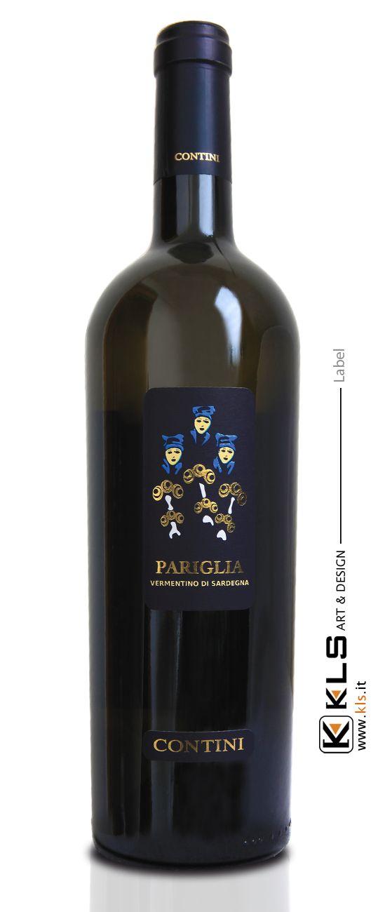 Label - Sartiglia Vermentino di Sardegna DOC
