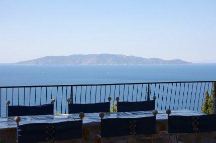 La Terrazza sul Mare Coastal Properties TUSCANY Grosseto Monte Argentario mpge001126