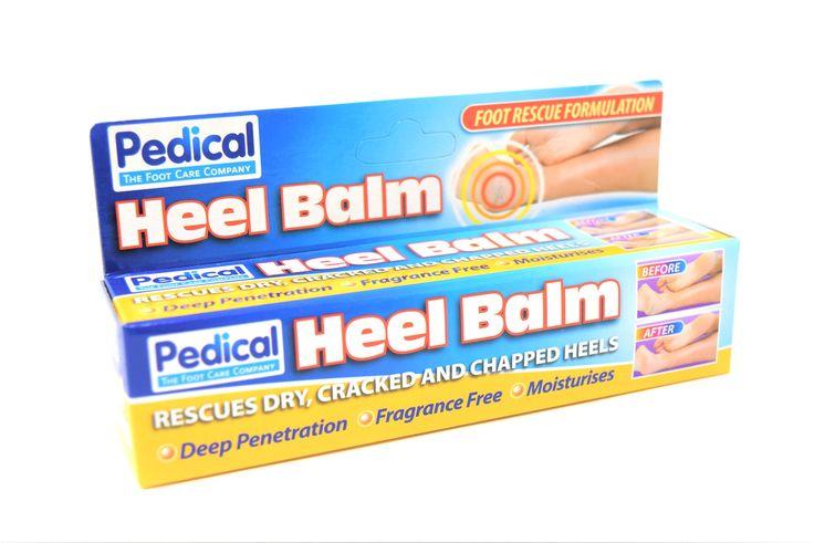 Pedical Heel Balm Foot Rescue