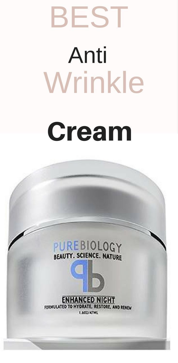 Anti wrinkle face cream for wrinkles, fine lines a…