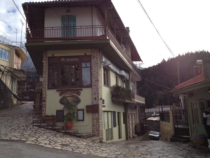 Megalo Chorio, Karpenisi