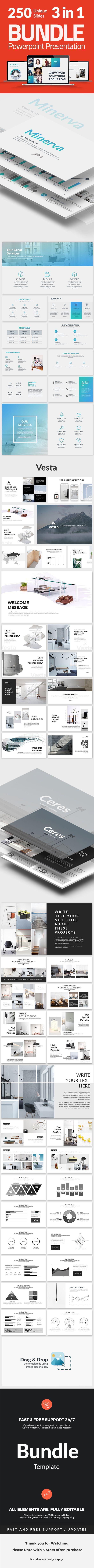 December Bundle - Best Creative Powerpoint Template - Creative PowerPoint Templates