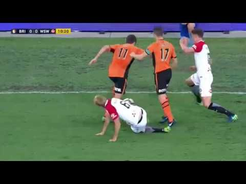 Brisbane Roar FC vs Western Sydney Wanderers FC - http://www.footballreplay.net/football/2016/12/23/brisbane-roar-fc-vs-western-sydney-wanderers-fc-2/