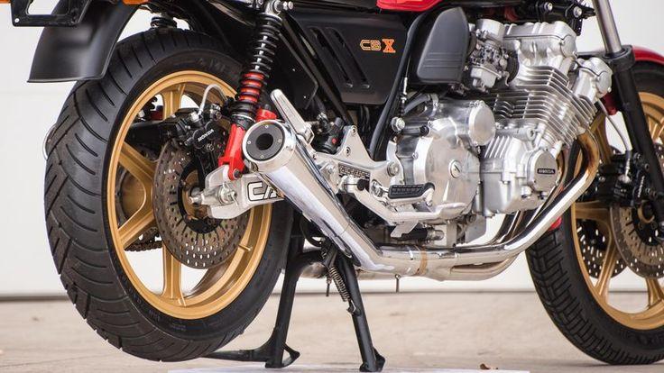 1979 Honda CBX - 10