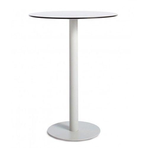 Skiff Outdoor Bar Height Table