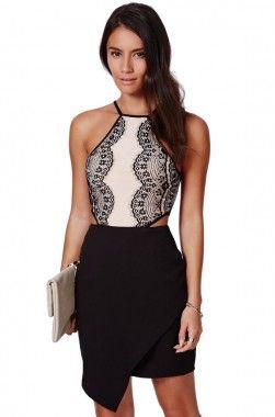 Denver fekete - női ruha