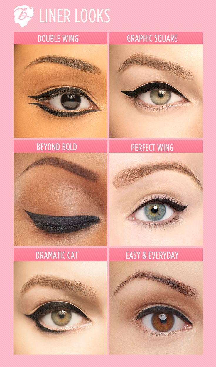 Give your lashline a little boost and try one of these liner looks! #benefitcosmetics #realfineliner