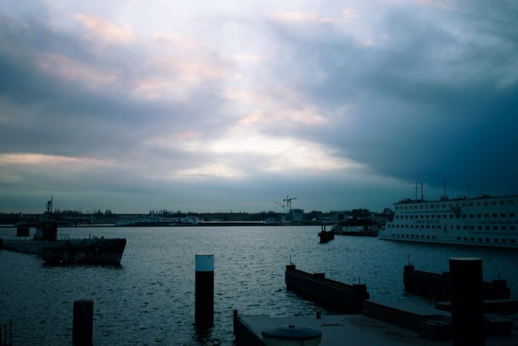 NDSM Wharf   Soviet Zulu submarine   Amsterdam North