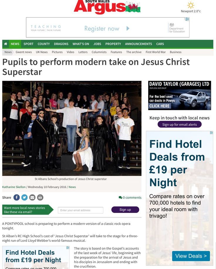 "What the papers say JCS ""2016"""
