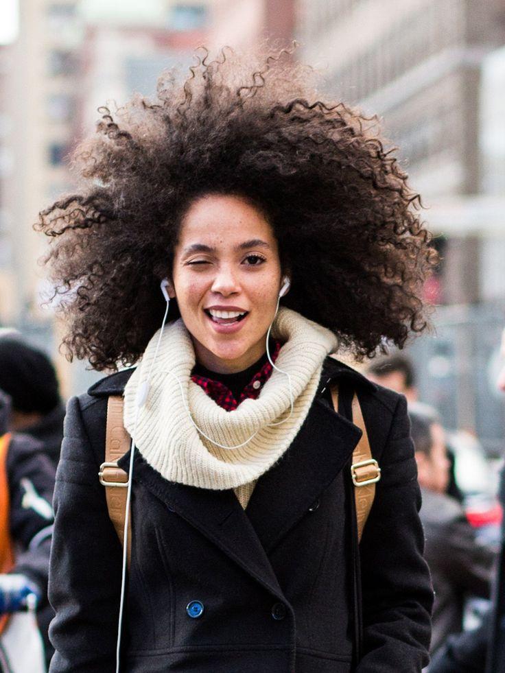 Ein warmes Fell für den Herbst: Big Hair is Back im Herbst 2016