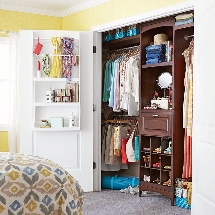 Every Woman Dreams Of An Organized Closet Discover Tips