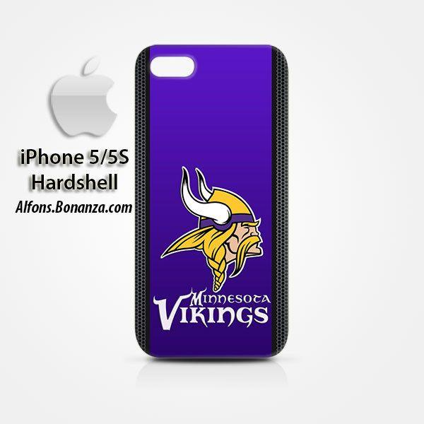 Minnesota Vikings iPhone 5 5s Hardshell Case