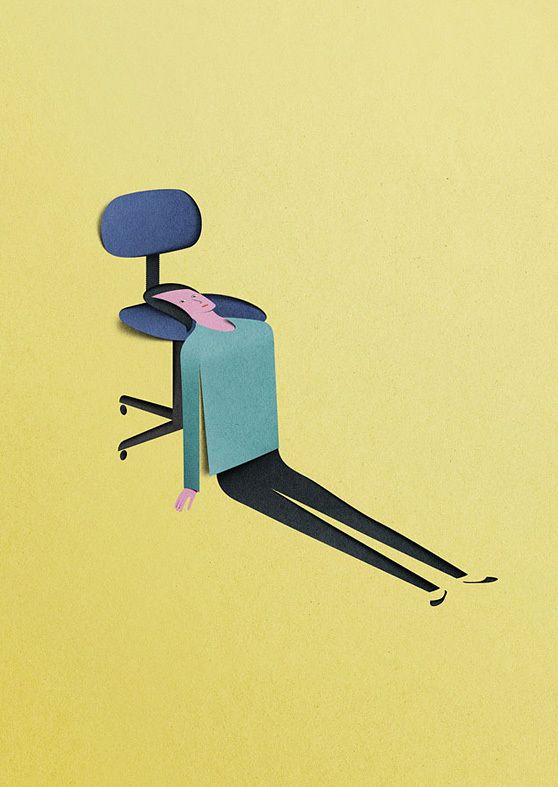 Herman Miller  by Eiko Ojala, via Behance