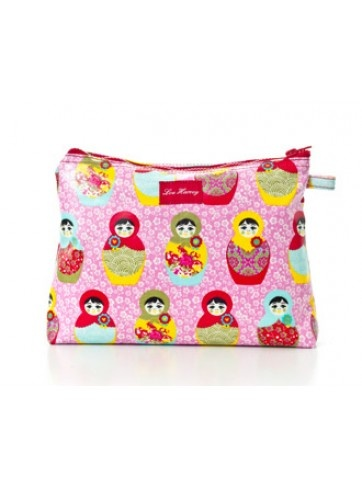Lou Harvey cosmetic bag. WANT!