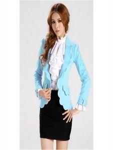 Vest nữ công sở 008. Chất liệu vải tốt, bền đẹp, đường may sắc sảo, nhiều mẫu mã đa dạng. LH: 0908149946 - Email: dongphucphuhoang@gmail.com