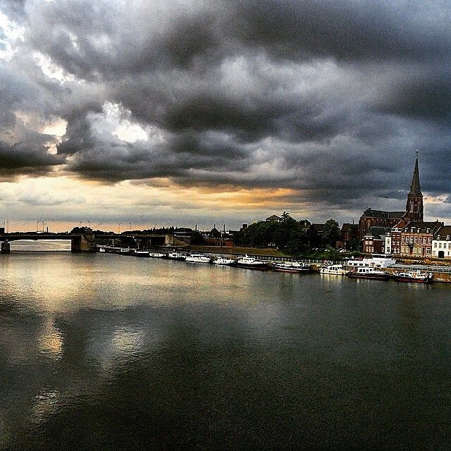Summer is here... Yeah, right  - Maastricht in pictures by djordyvdveer