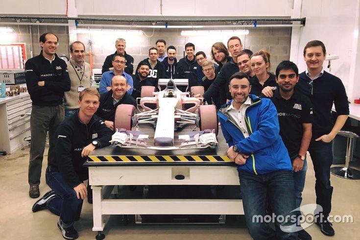 [2017 F1] 팀 폐쇄 결정된 매너, 아쉬움 가득담긴 마지막 사진 공개