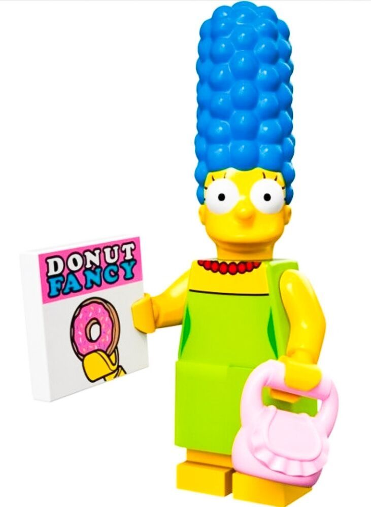 Sales Genuine Lego 71005 Minifigure The Simpsons Series 1 no.1 Homer Simpson