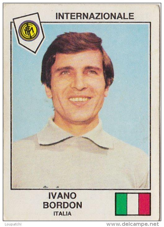 PANINI EURO FOOTBALL 1979 IVANO BORDON INTER MILAN ITALIA