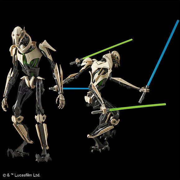 Bandai 1 12 Figure Model Kit Star Wars Revenge Of The Sith General Grievous 4549660167433 Ebay Ad Aff Star Wars Characters Star Wars Humor Star Wars Memes