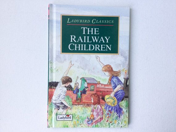 The Railway Children Book Cover : Best literary ladybirds images on pinterest