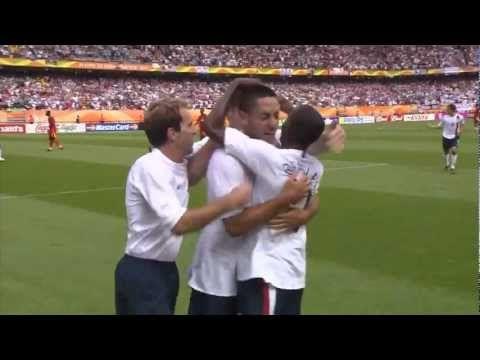 2006 - Clint Dempsey Goal v Ghana