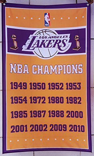 NBA flags NBA champions banner - 3 X 5 Ft…
