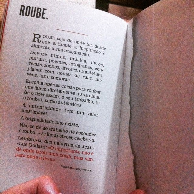 Roube. #paularden #quote