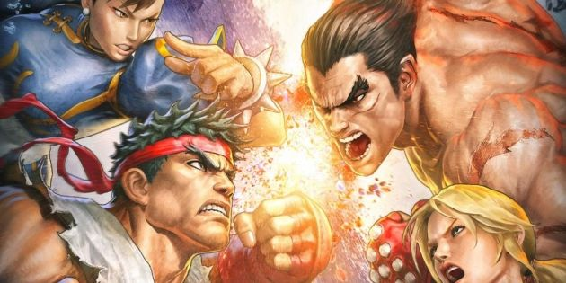 """Street Fighter X Tekken"" : le choc des cultures"