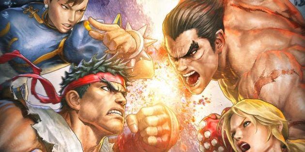 """""""Street Fighter X Tekken"""" : le choc des cultures"""
