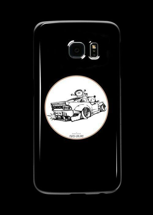 Crazy Car Art 0007 / galaxy case