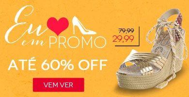 Promoção de lindos calçados femininos com ótimos preços e frete promocional. Calçados femininos numa super promoção com descontos especiais e frete promocional!! https://modacor.wordpress.com/2016/02/24/promocao-de-lindos-calcados-femininos-com-otimos-precos-e-frete-promocional/