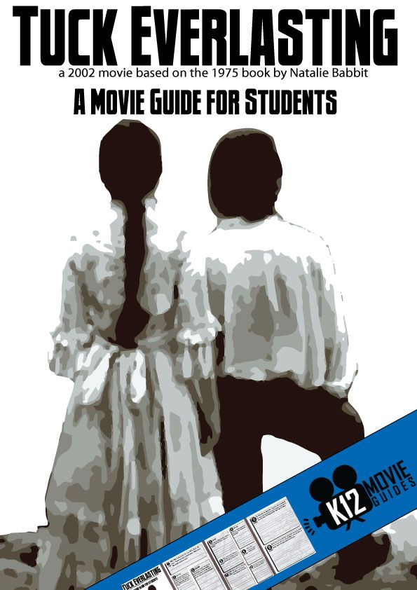 tuck everlasting movie and book essay Free comprehensive study guide for tuck everlasting by natalie babbitt chapter summaries, character analysis & more.