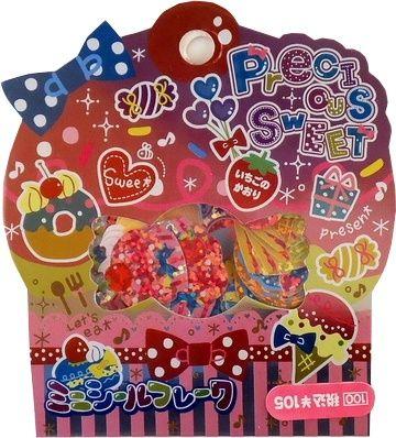 Stickerzakje CruX Precious Sweets