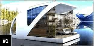 New & Used Houseboat Manufacturers