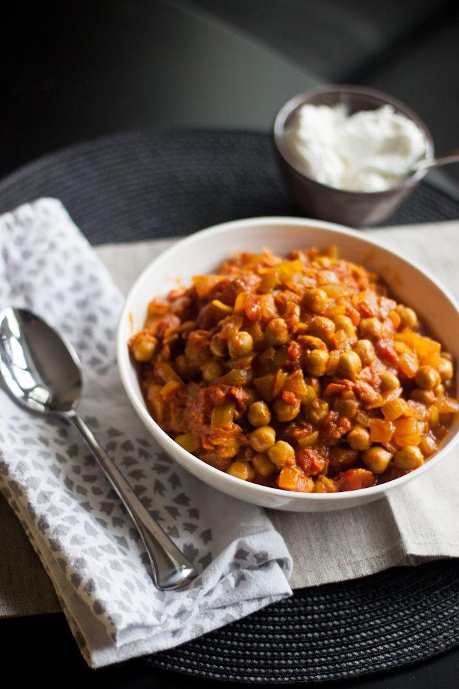 chana masala | Low GI Recipes | Pinterest